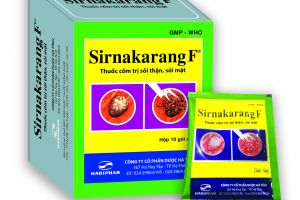 Thuốc cốm trị sỏi thận Sirnakarang F thế hệ mới